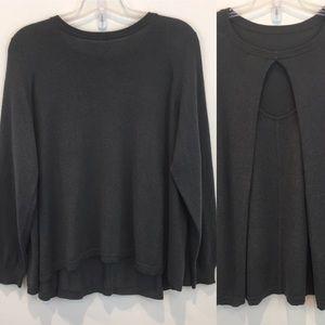 Lane Bryant   Sweater Size 18/20 Cashmere Cotton